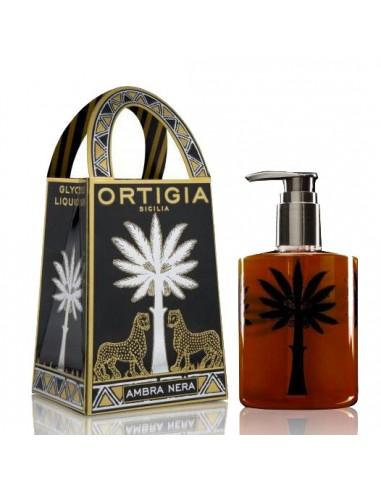 Ortigia Sapone Liquido Ambra Nera 300 ml