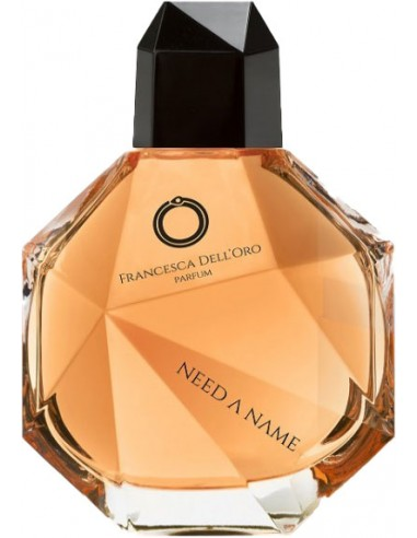 Francesca dell'Oro Need a name Parfum...