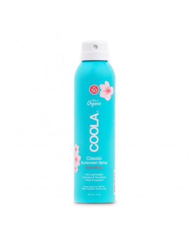 Coola Classic SPF 50 Spray Corpo...